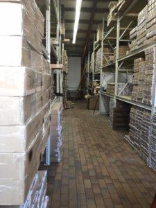 Airshield lagerfaciliteter