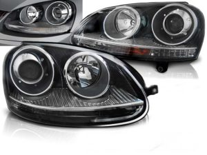 Golf 5 Xenon Forlygter