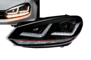 Golf 6 Xenarc LEDriving Forlygter Produktbillede