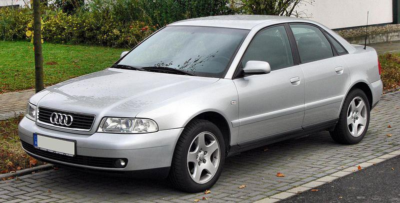 Audi A4 B5 99-01 Facelift - Front