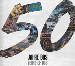 BBS 50 Års Jubilæums Logo