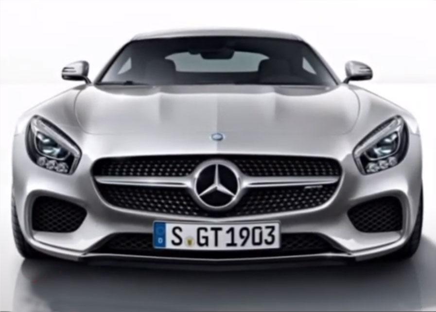 Mercedes GT 2017