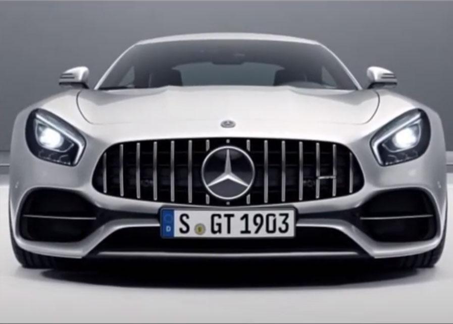 Mercedes GT 2018